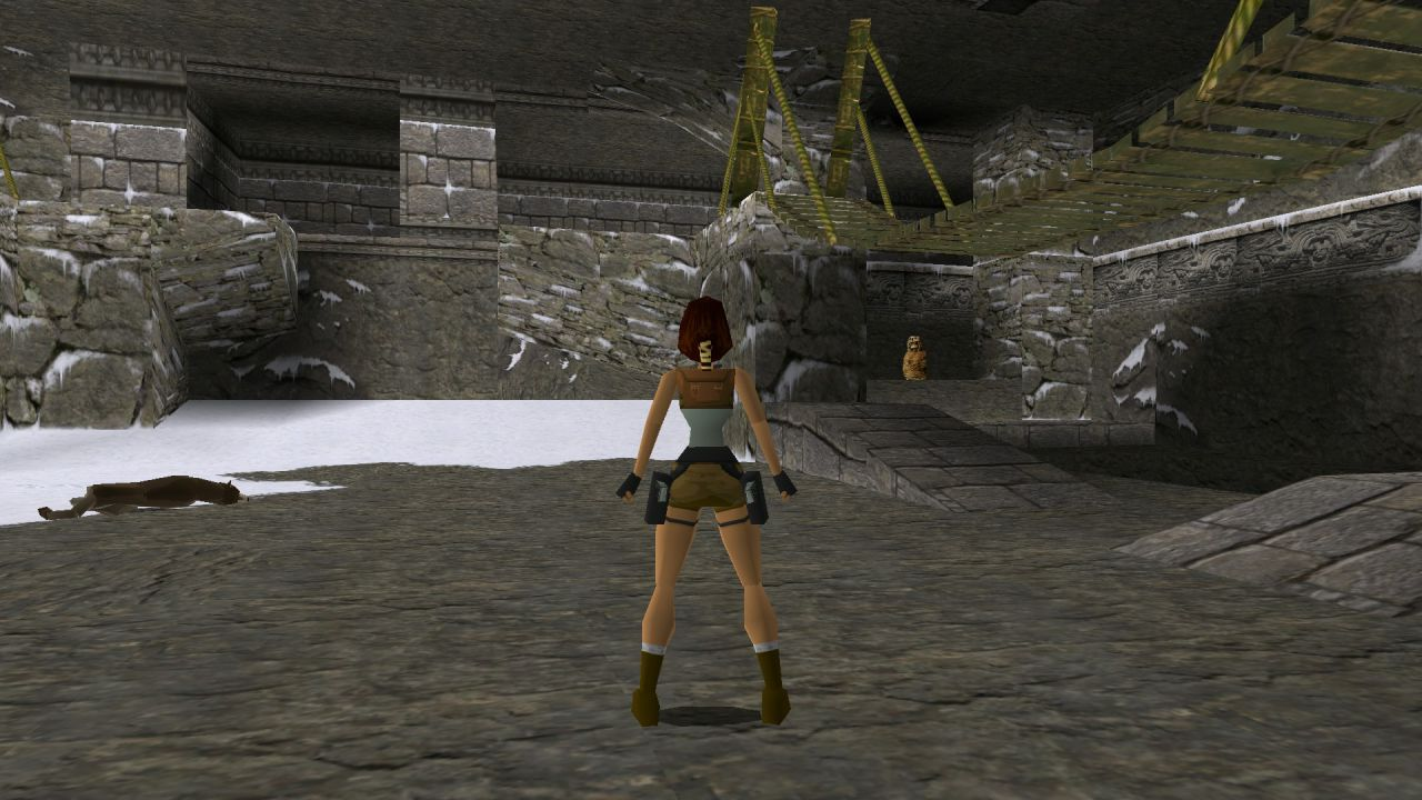 Tomb Raider: un video inedito dalla pre-alpha del primo capitolo