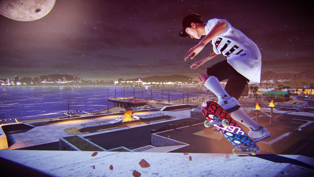 Tony Hawk è ancora in forma nei primi scatti di Tony Hawk's Pro Skater 5