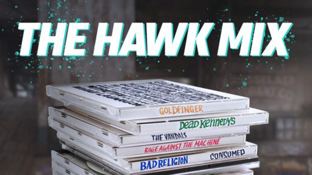 Tony Hawk's Pro Skater 1 e 2: ecco tutti i brani della colonna sonora!