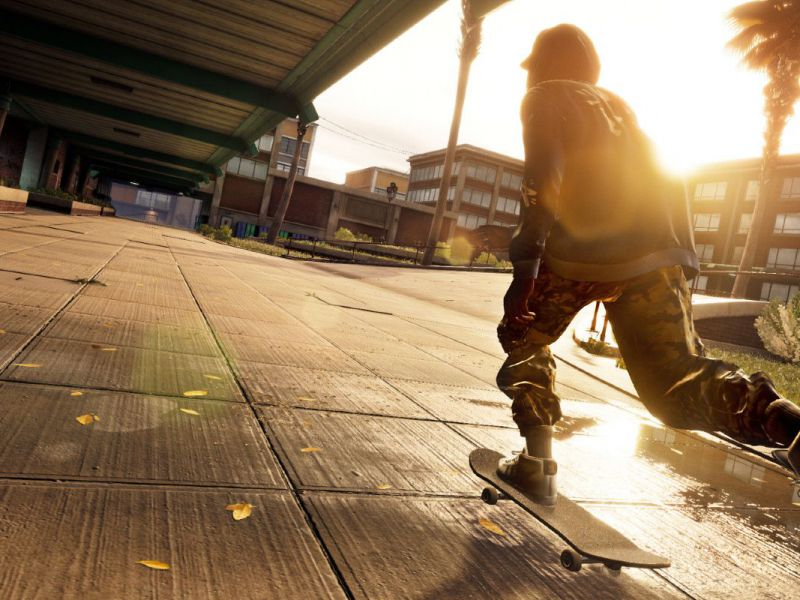 Tony Hawk's Pro Skater 1 + 2: don't worry, the next-gen port is curated by Vicarious Vision