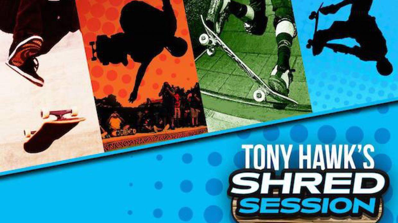 Tony Hawk's Shred Session: rilasciate le prime immagini