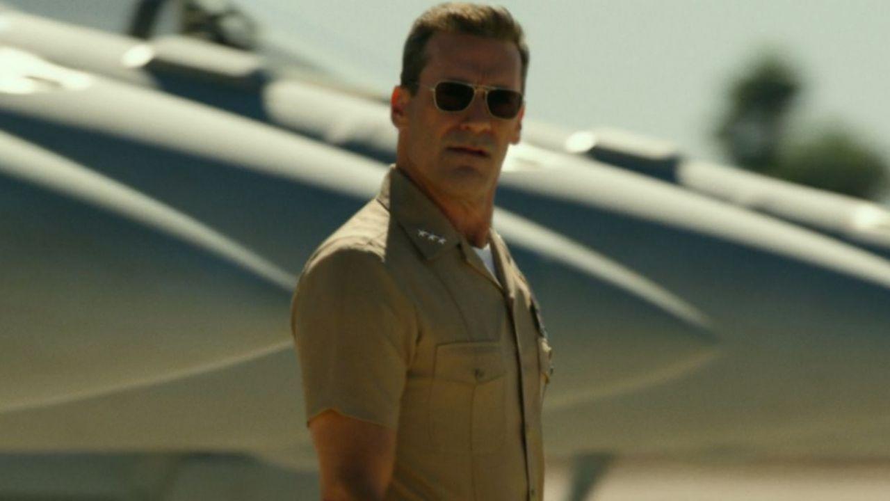 Top Gun: Maverick, Jon Hamm ha già visto il film! I dettagli