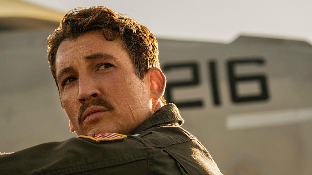 Top Gun: Maverick ha lasciato Miles Teller senza fiato: 'Mia moglie ha pianto più volte'