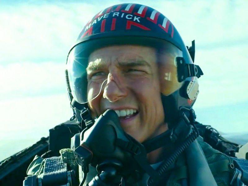 Top Gun Maverick: il trailer in versione Lego è pazzesco, anche Tom Cruise è sbalordito!