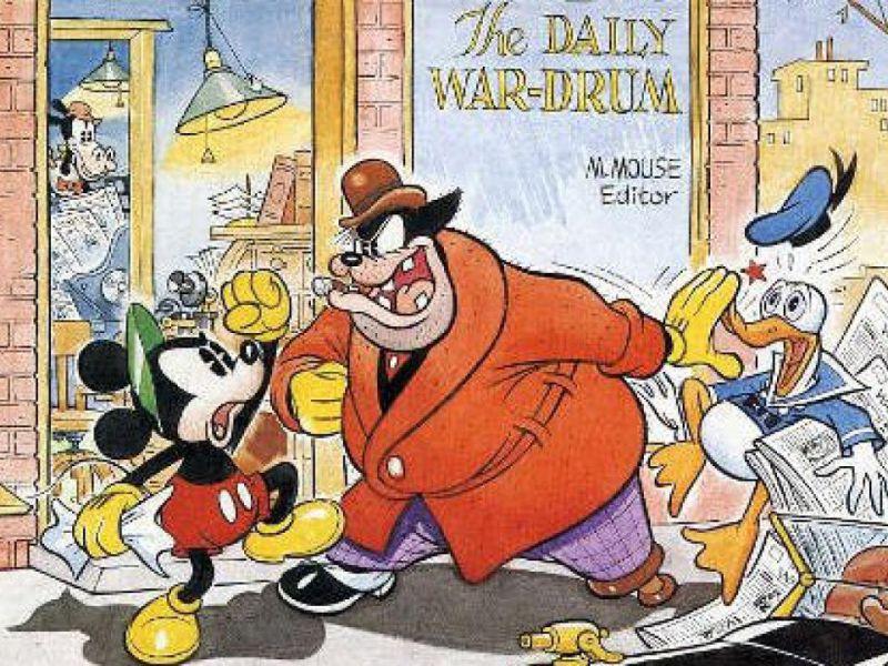 Topolino: una raccolta delle strisce di Gottfredson sarà pubblicata da Panini Comics