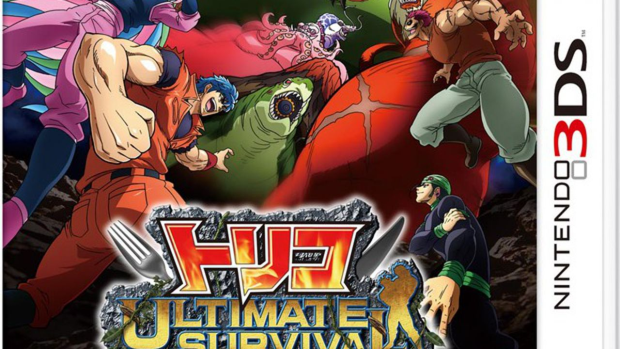 Toriko: Ultimate Survival annunciato su 3DS