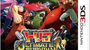 Toriko: Ultimate Survival annunciato su 3DS