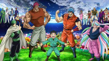 Toriko: Ultimate Survival, due nuovi trailer