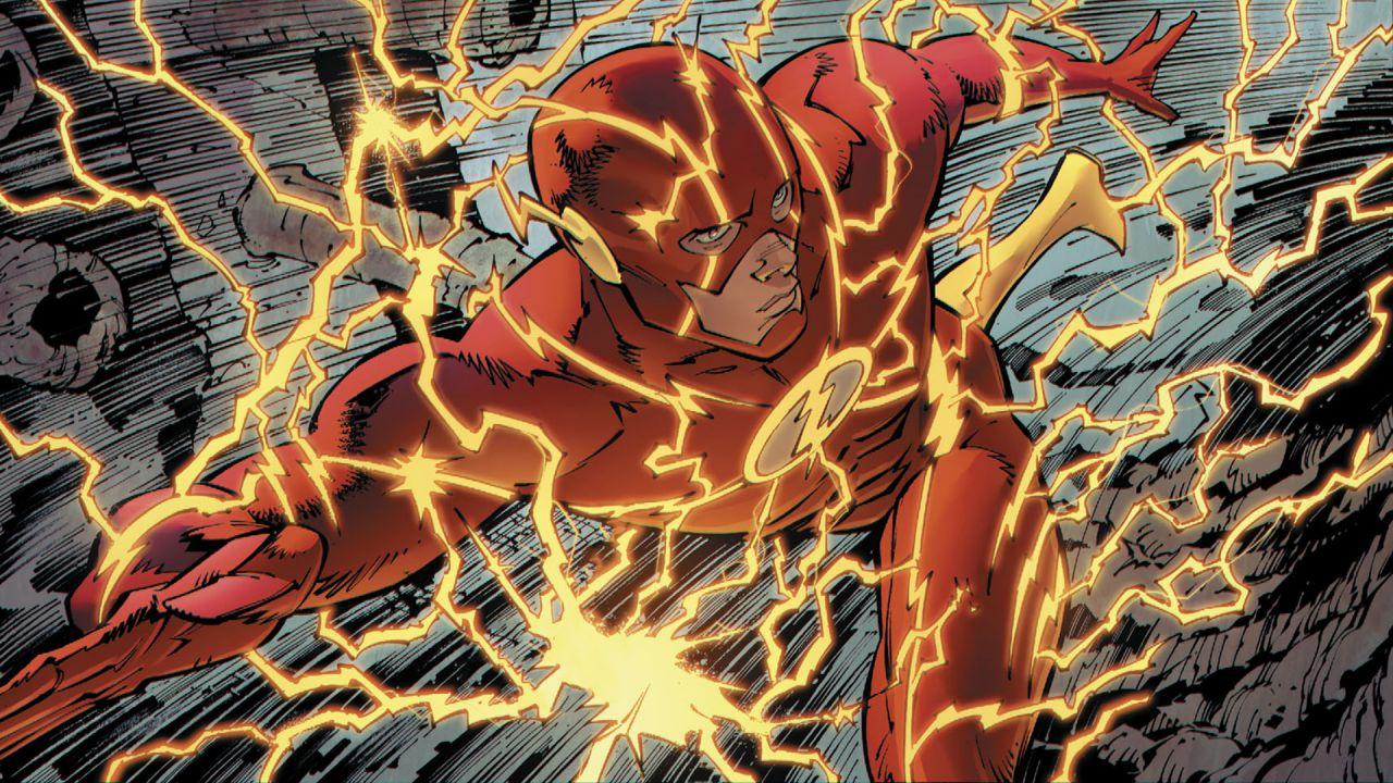 Torna uno degli oggetti iconici della DC Comics nell'ultimo numero di Flash