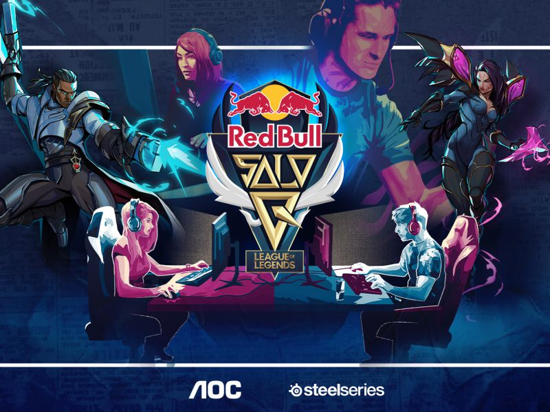 The tournament for lone wolves is back: the League of Legends Red Bull Solo Q