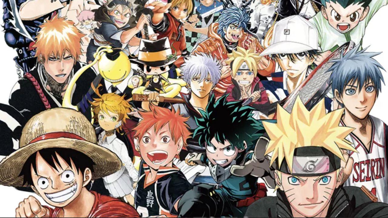 Torna Weekly Shonen Jump: vediamo la nuova copertina con ONE PIECE e gli altri manga