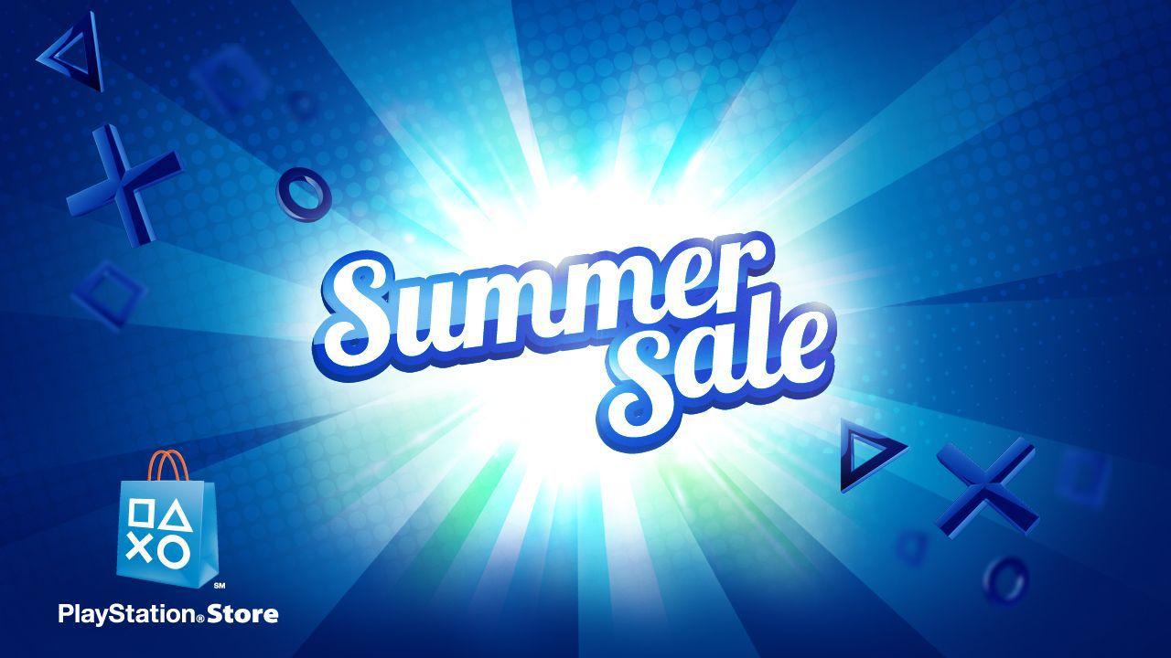 Tornano i Summer Sale di PlayStation Store