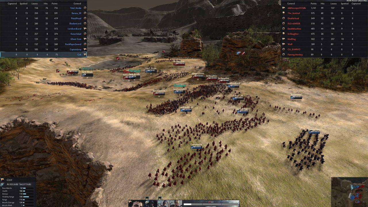 Total War Arena: il multiplayer verso un nuovo livello con il modello free-to-play