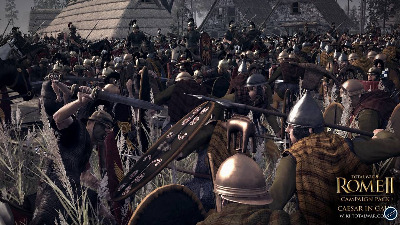 Total War: Rome 2, disponibile la patch 14