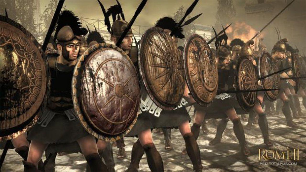 Total War Rome 2, disponibile la patch 2