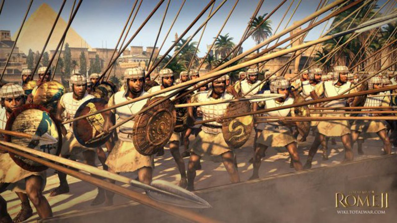 Total War Rome 2: disponibile la seconda Patch in beta