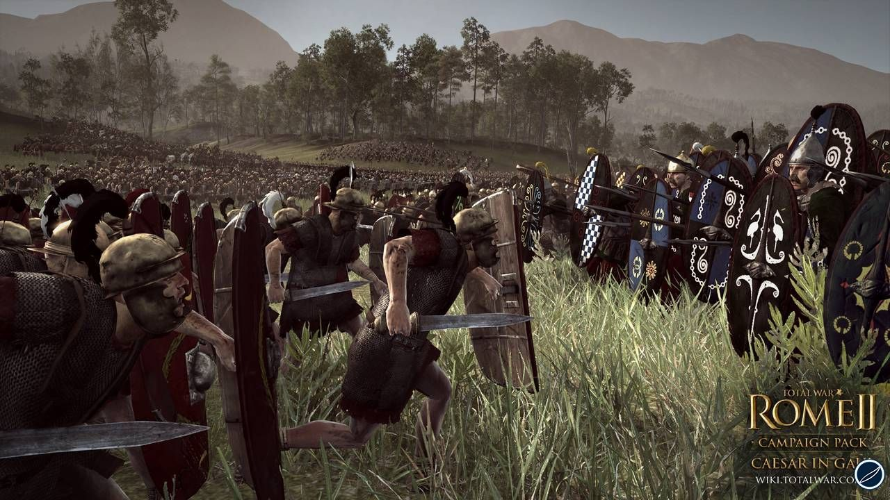 Total War: Rome 2, presentata la Emperor Edition
