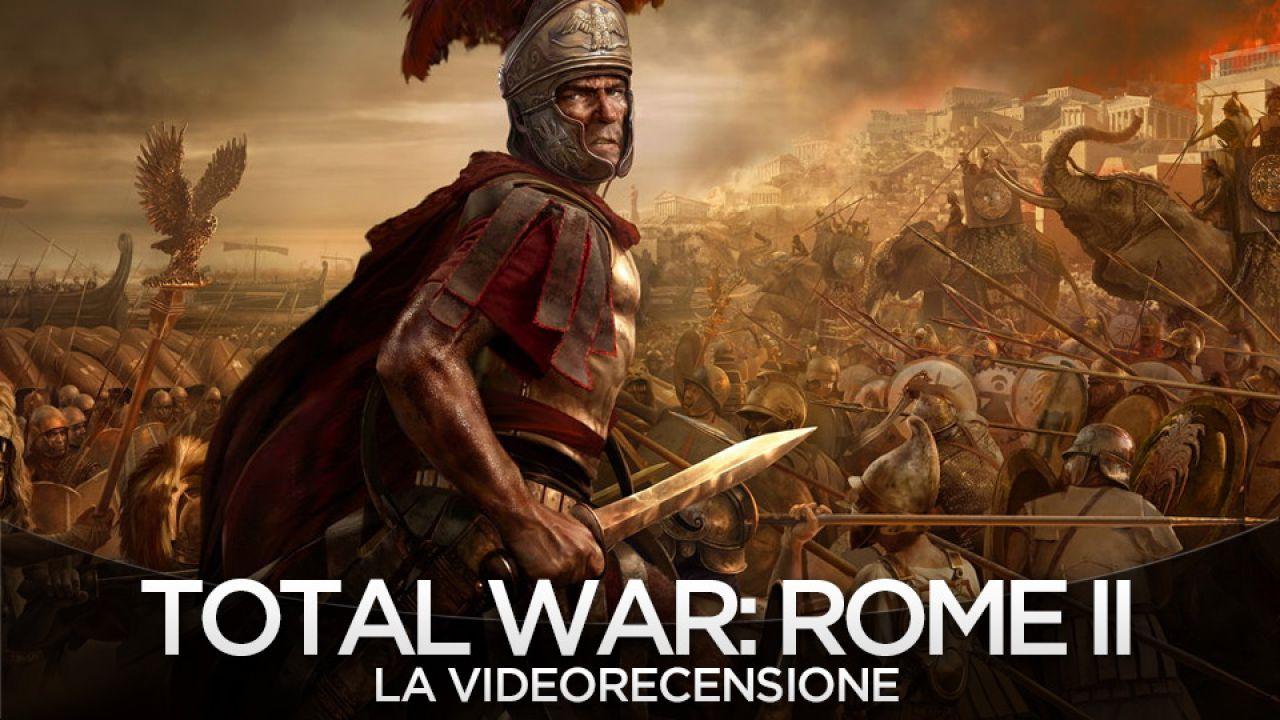 Total War Rome II - annunciata l'espansione Cesare in Gallia