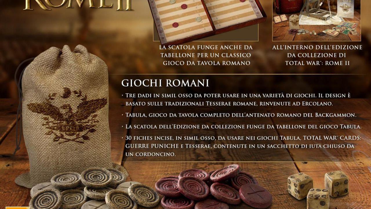 Total War Rome II: la prima Patch è online