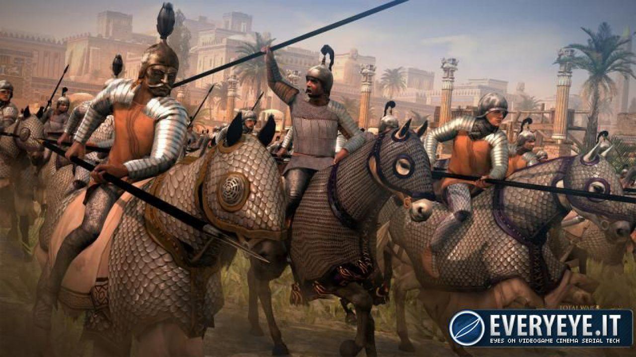 Total War Rome II: rilasciata la patch 7