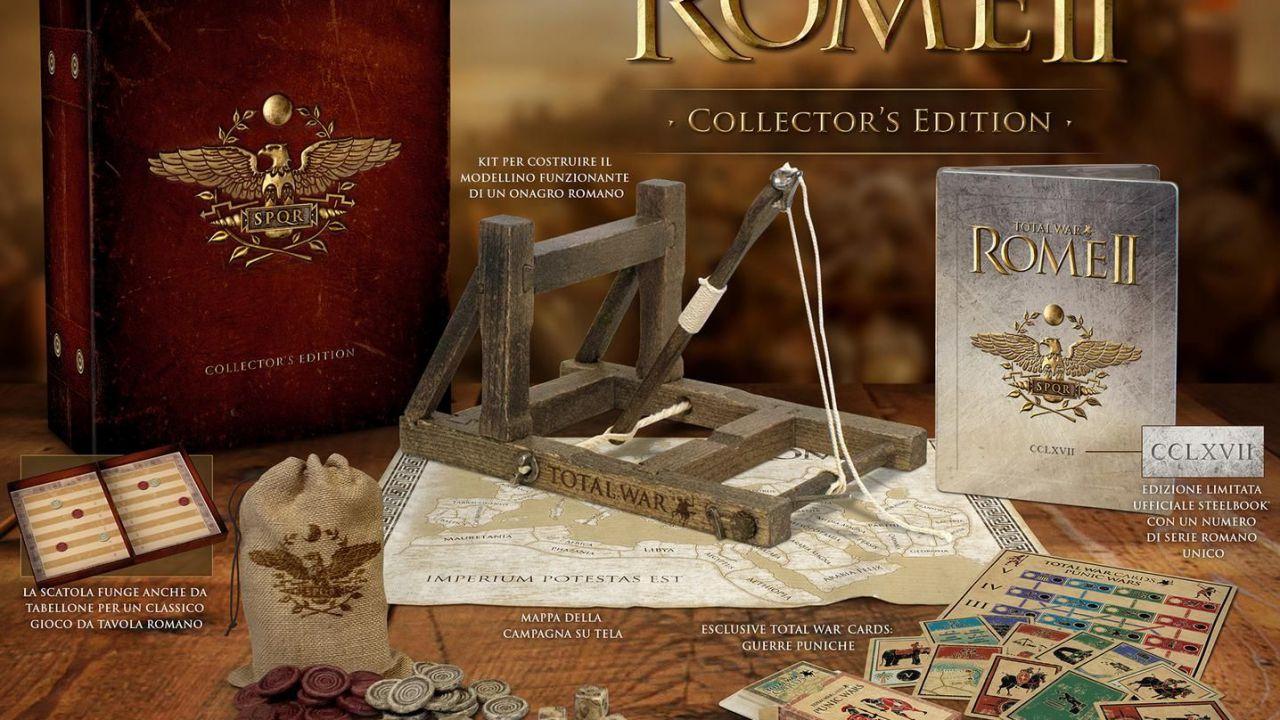 Total War Rome II è un successo: oltre 100.000 giocatori in contemporanea