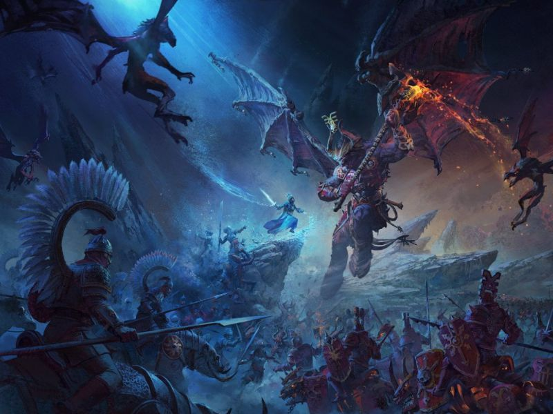 Total War Warhammer 3 conquers the Chinese market on Steam