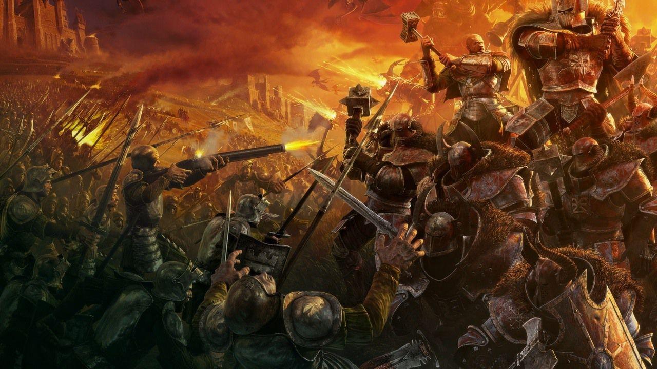 Total War Warhammer avrà il supporto per le mod e Steam Workshop