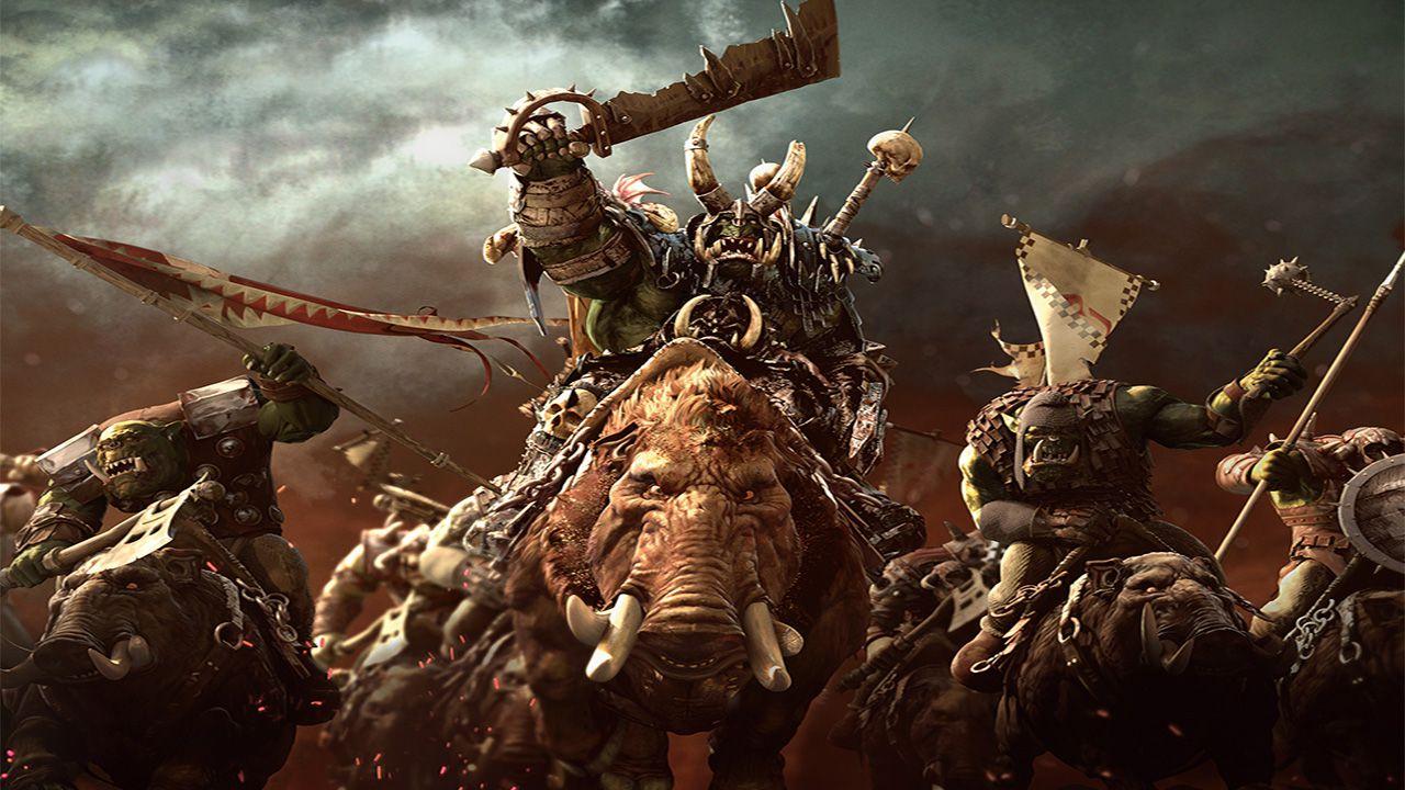 Total War Warhammer disponibile da oggi su PC