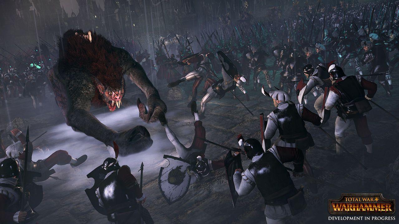 Total War Warhammer si mostra in quasi due ore di gameplay