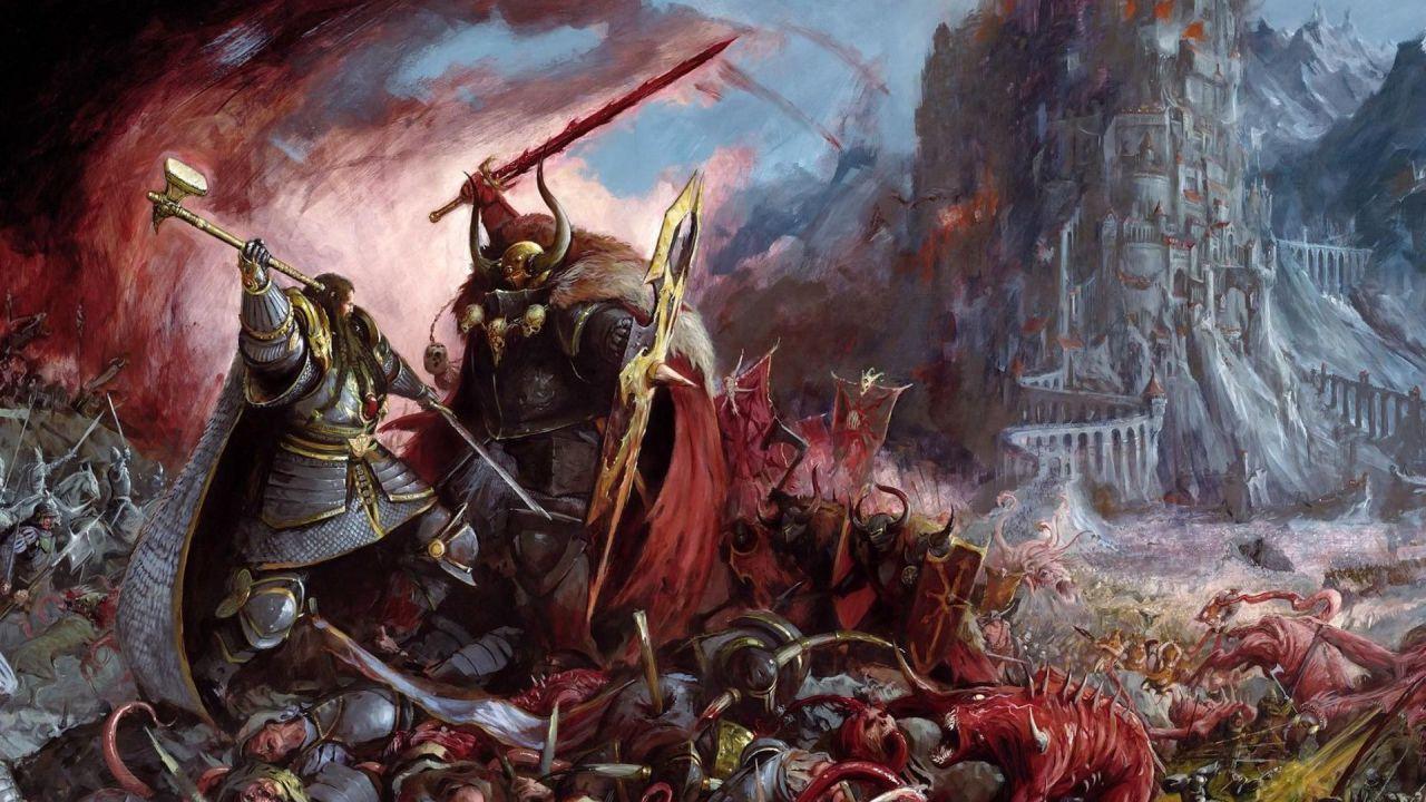 Total War Warhammer è stato rimandato a maggio