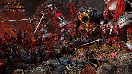 Total War Warhammer: un trailer per la mappa della campagna