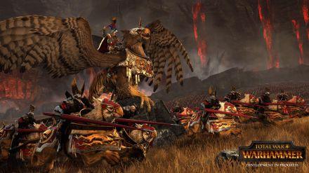 Total War Warhammer: un trailer presenta i Nani