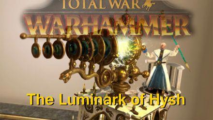 Total War Warhammer: un trailer presenta la Luminarca di Hysh