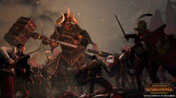 Total War Warhammer: un video gameplay per Blood God