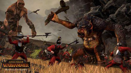 Total War Warhammer: video gameplay tratto dalla battaglia del Black Fire Pass
