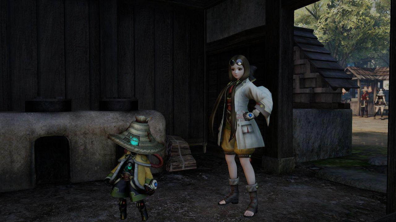 Toukiden 2: Nuove immagini per i personaggi ed il villaggio principale