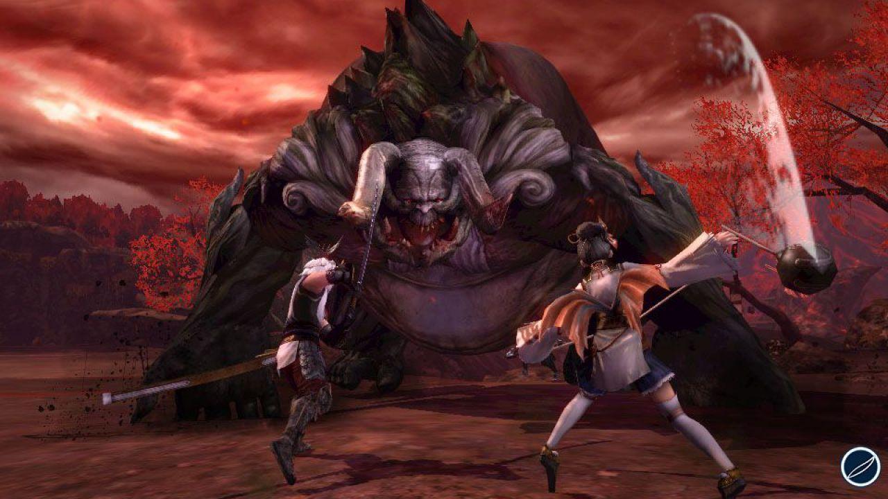 Toukiden: la demo per PS Vita in arrivo ad aprile