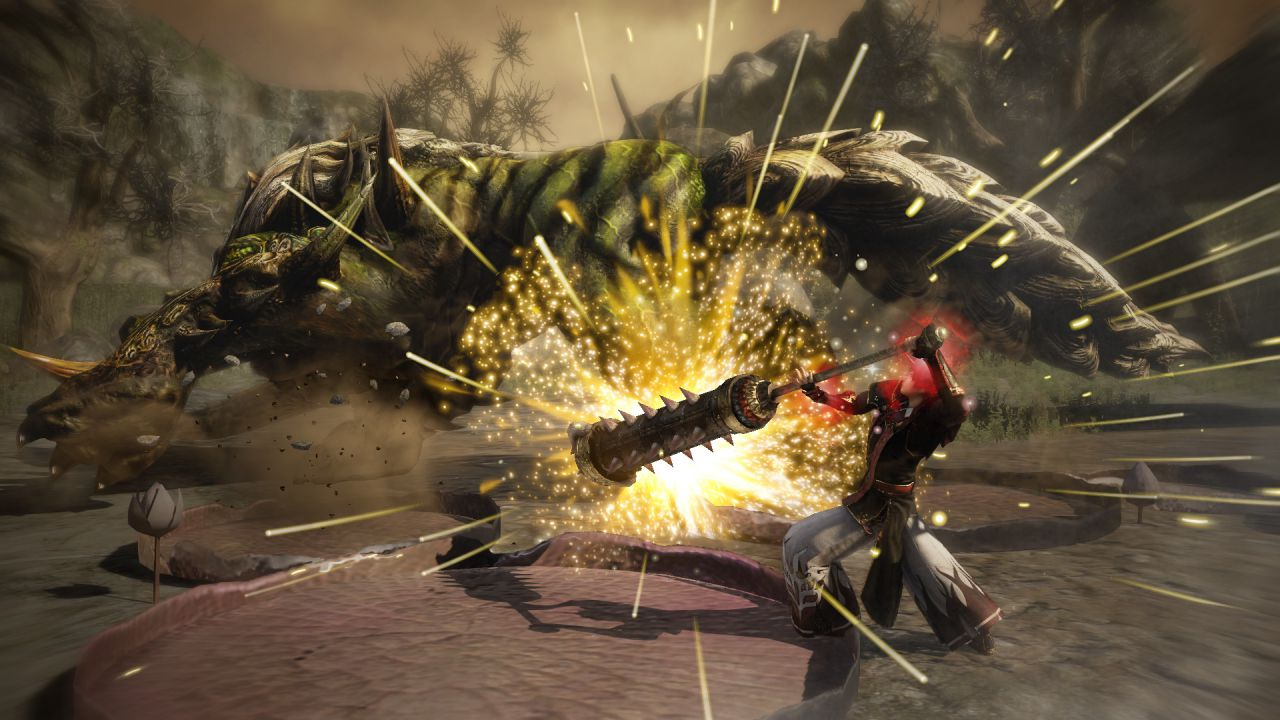 Toukiden Extreme: demo disponibile sul PlayStation Store