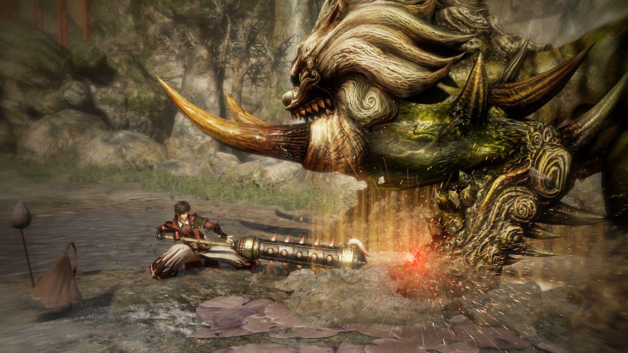 Toukiden Extreme: prime immagini del gioco