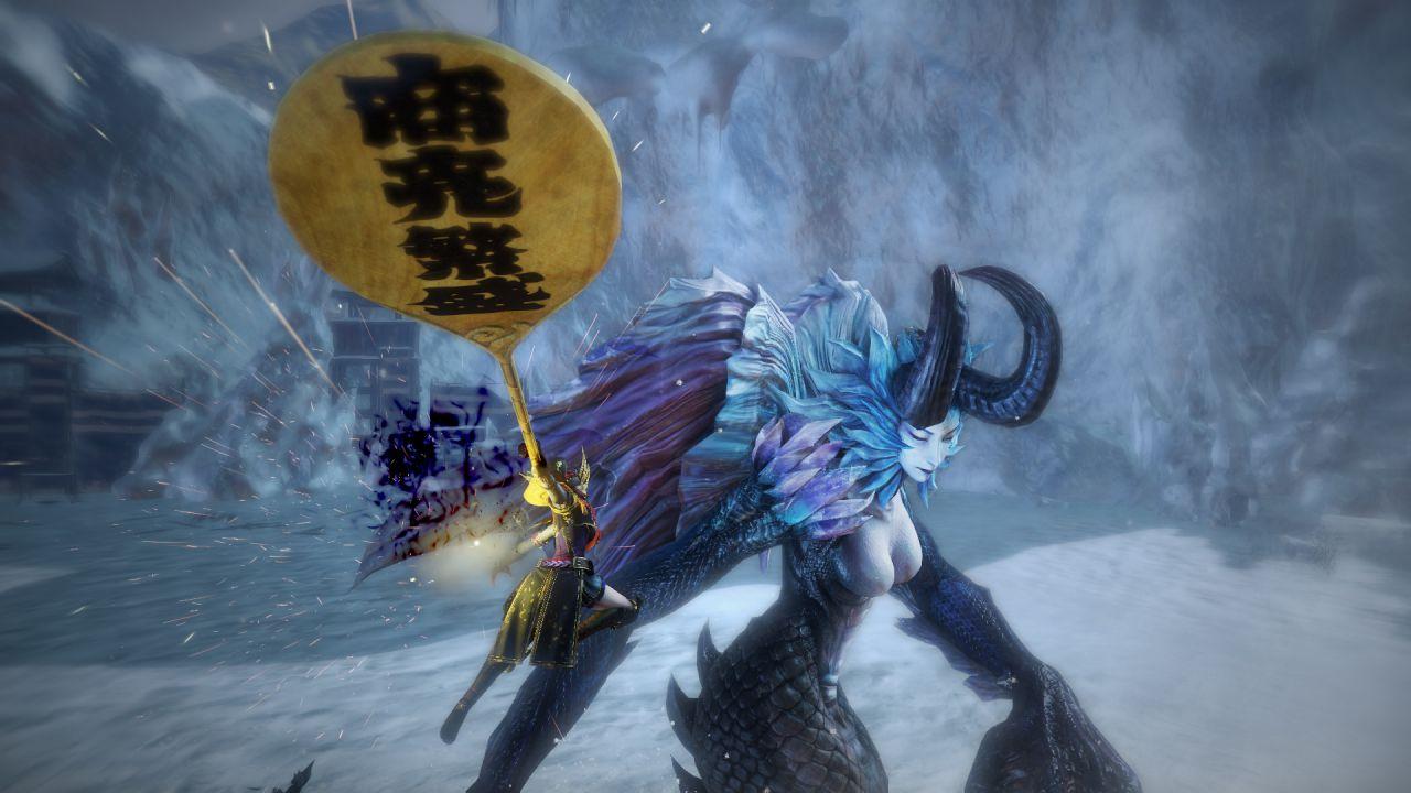 Toukiden Kiwami: nuovi dettagli sul gioco
