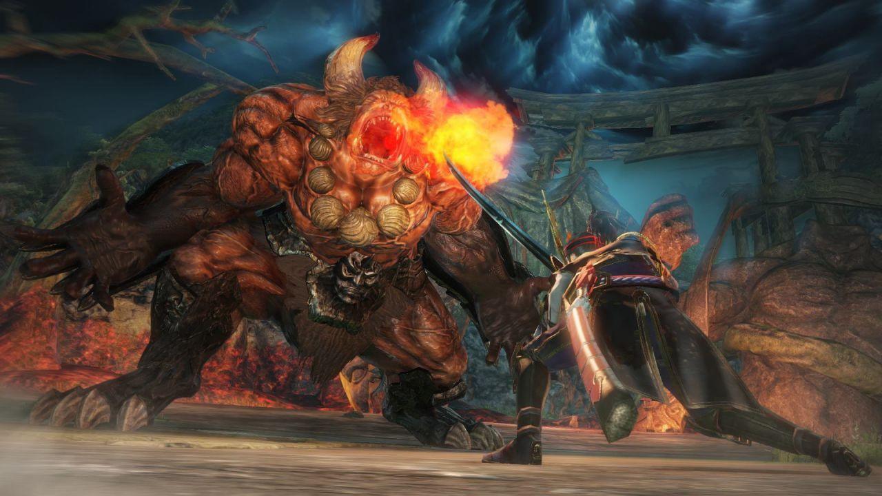 Toukiden Kiwami, nuovi screenshot mostrano le differenze tra la versione PS4 e PS Vita