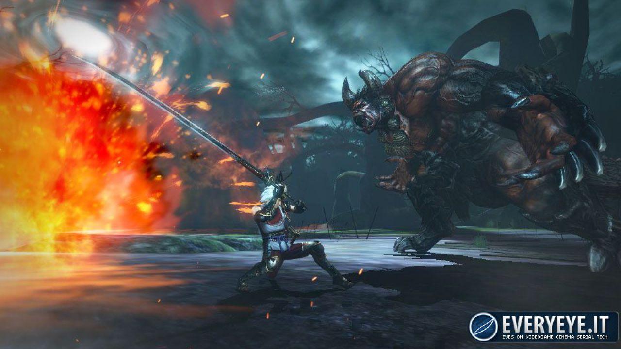 Toukiden: nuove informazioni per l' action RPG di Omega Force per PS Vita