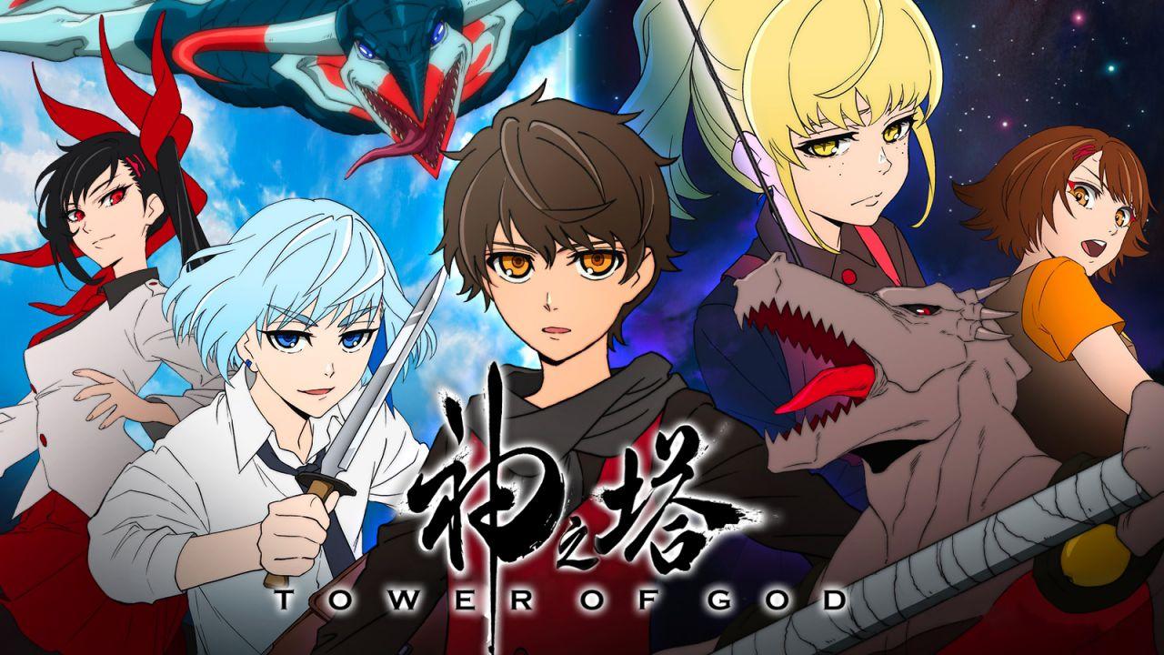 Tower of God: ancora problemi di salute per l'autore, il Webtoon torna in pausa
