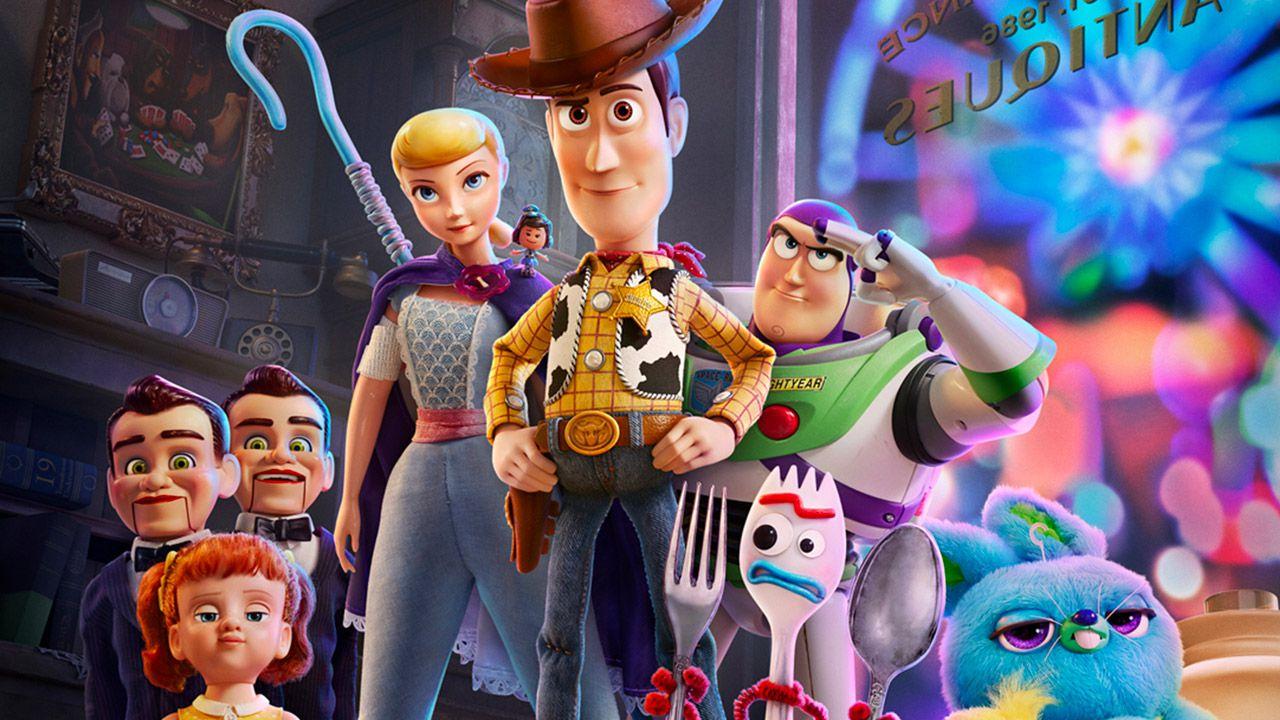 Toy Story 4 domina il box-office italiano del giovedì