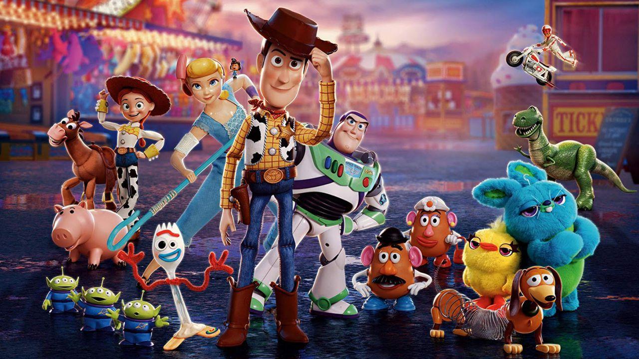 Toy Story 4, vicinissimo il miliardo di incassi, Tarantino esordisce in Russia