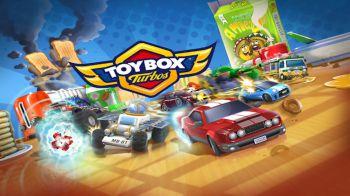 Toybox Turbos disponibile su Steam