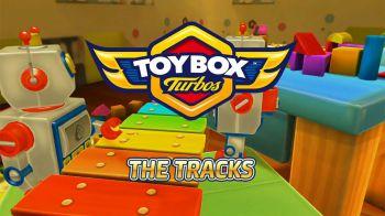 Toybox Turbos: un trailer mostra i 18 tracciati