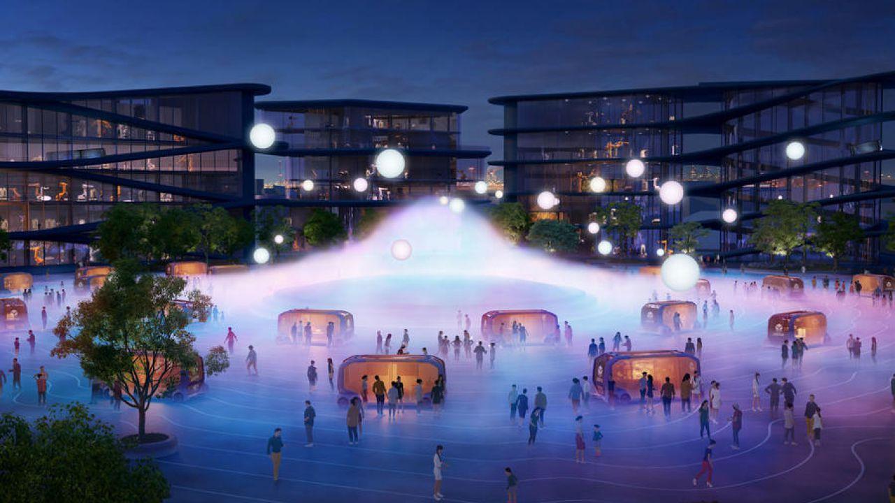 Toyota costruirà una città sperimentale con 2000 residenti: ammesse solo auto senza pilota