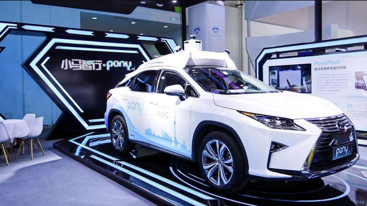 Toyota investe altri 400 milioni di dollari nella guida autonoma (di Pony.ai)