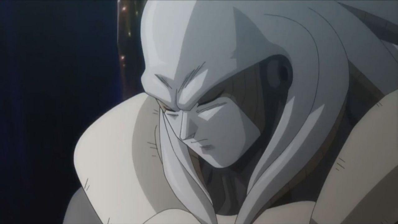 Toyotaro ha disegnato il nuovo nemico di Super Dragon Ball Heroes